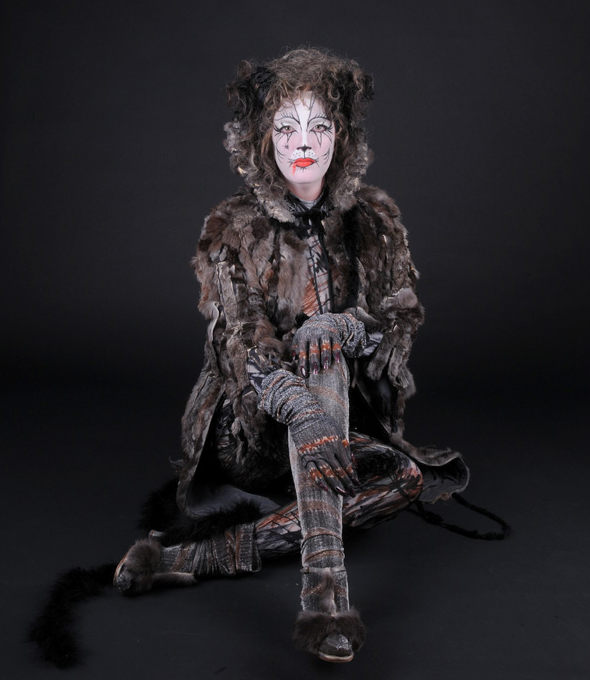 Grizabella CATS Musical by VTWC on DeviantArt