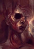 Marrow bone witch by Lolzdui