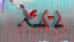 XI-S2 Logo Glitch-ed