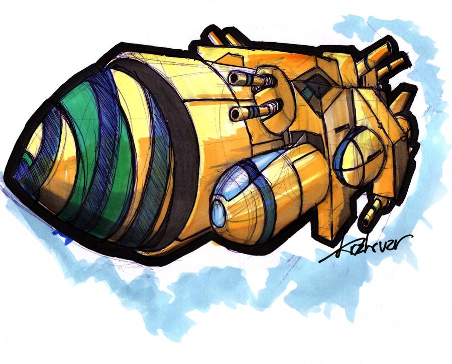 Armory Cargo by Krakvar