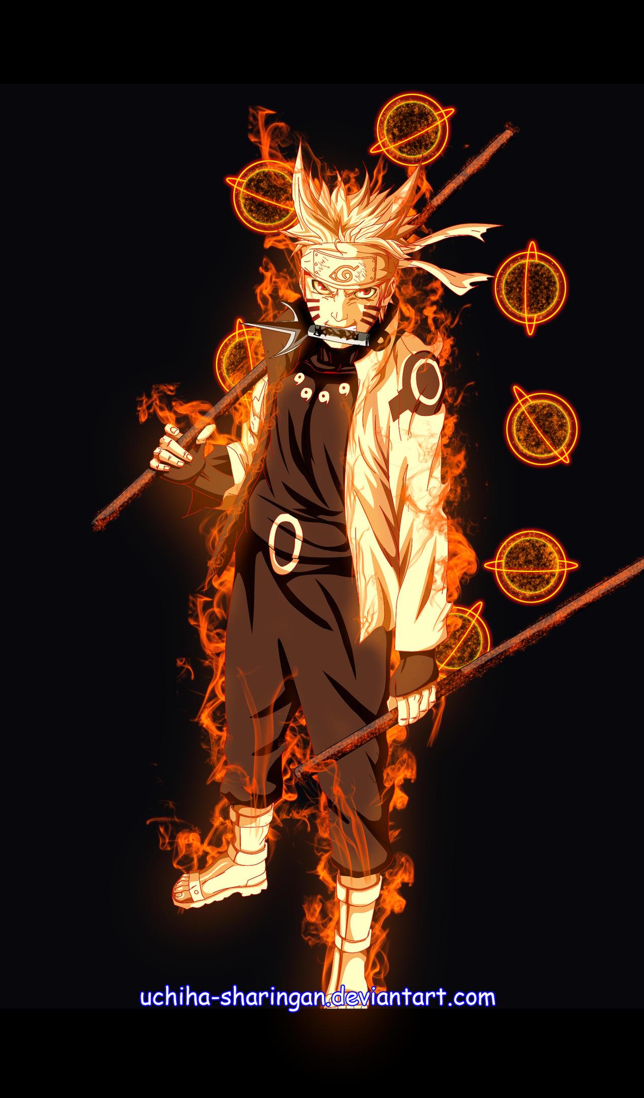 Naruto Rikudo Sennin Mode by uchiha-sharingan