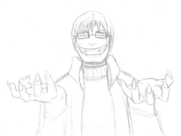 Usuichii- rough sketch by Weird-Bug