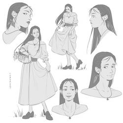 anissa sketchpage