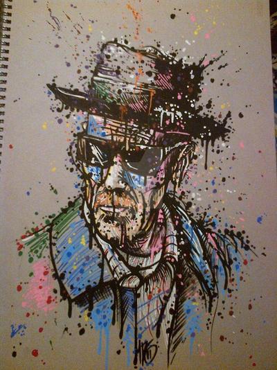 Heisenberg by Maxybloodline