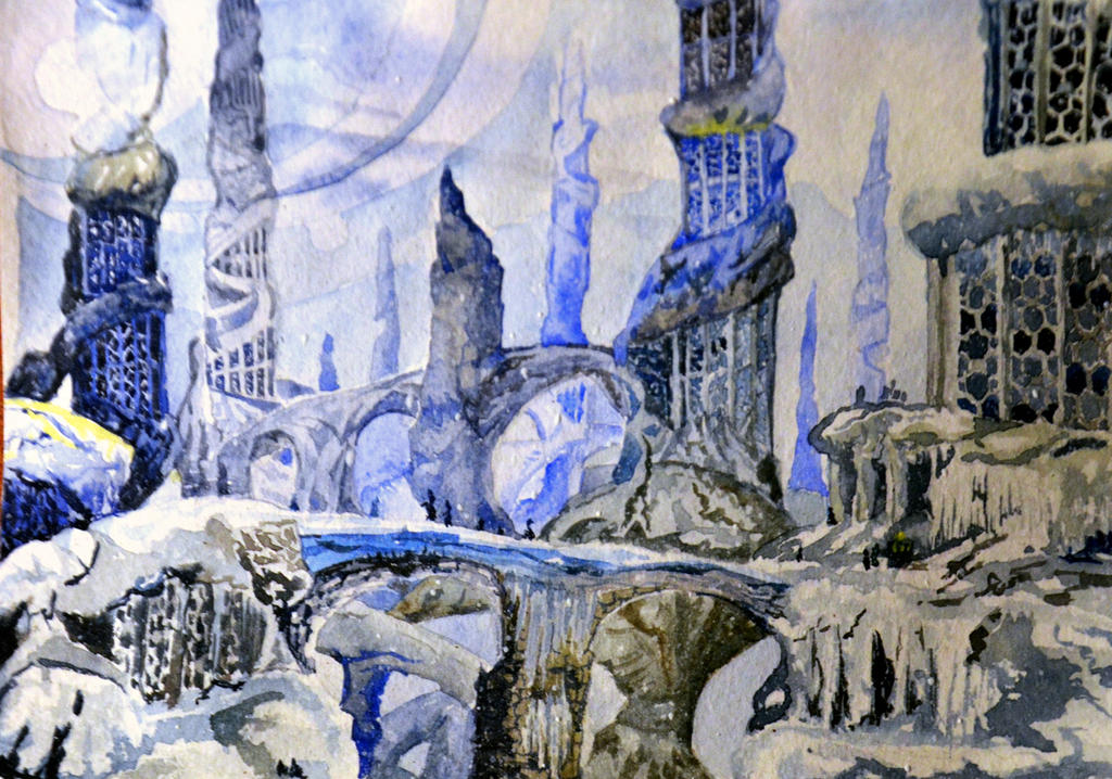 Planet of the Ood by radushnajareka