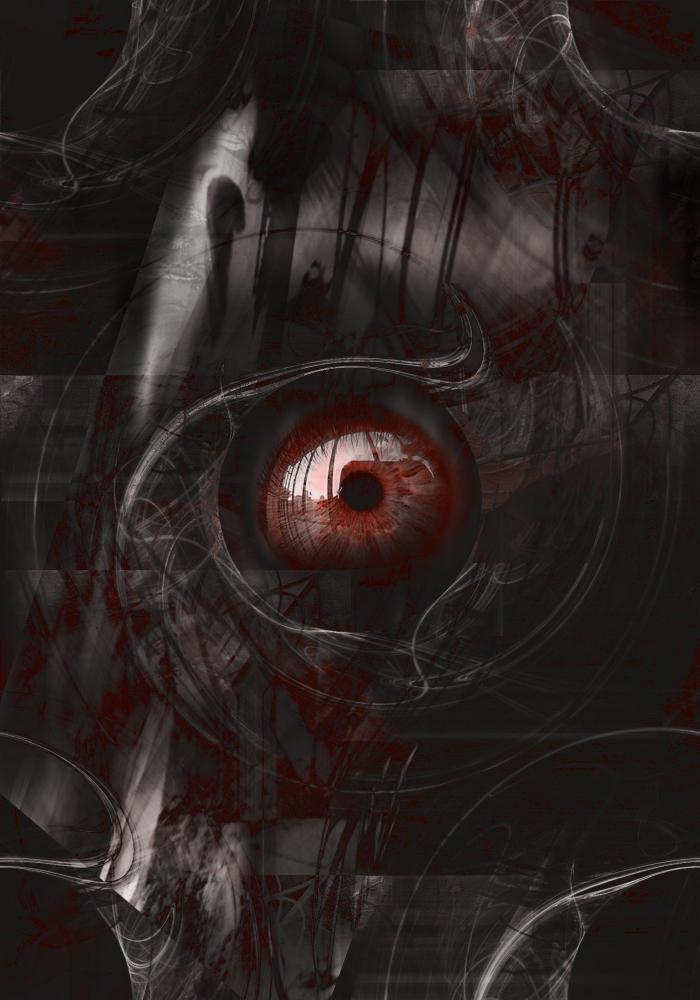 Fall in blood.