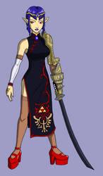 Legend of Raven by Okk