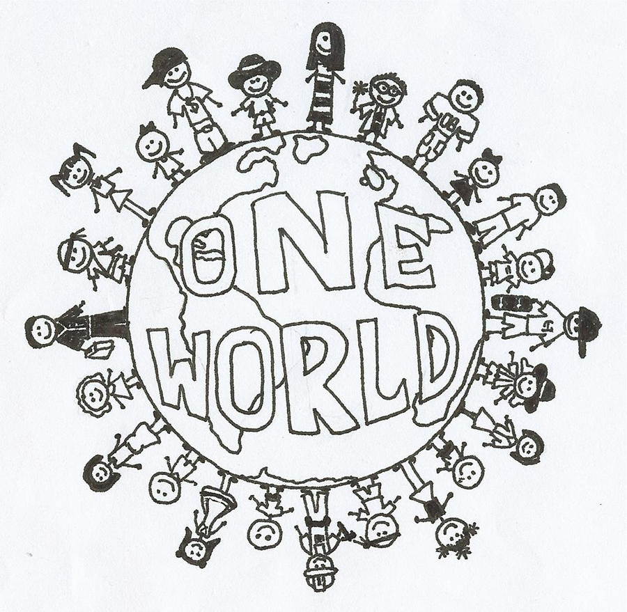 One world geography club by gishyangelbear on deviantart for Landforms coloring pages