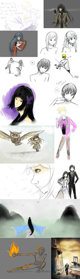Tumblr Sketchdump