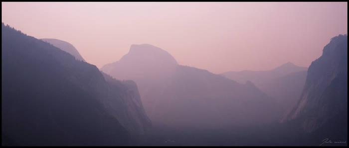 Yosemite Daybreak