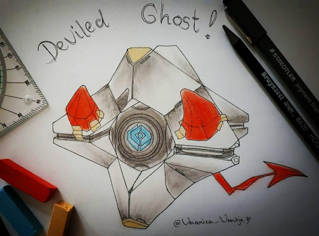 Deviled Ghost