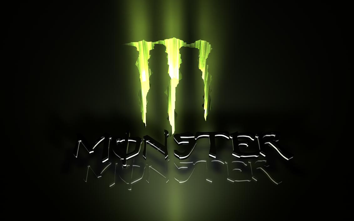 Top Wallpaper Logo Metal Mulisha - monster_wallpaper_by_tye_art  You Should Have_931874.png