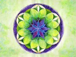 Flower of Life by tama-iris
