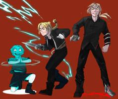 Fullmetal Alchemist by DariaSnow