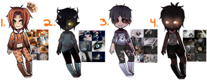 [Open 2/4] A Bunch of Spooks [Collab]