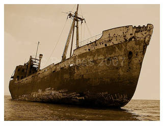 Dimitrios - The wreck by Pytheas