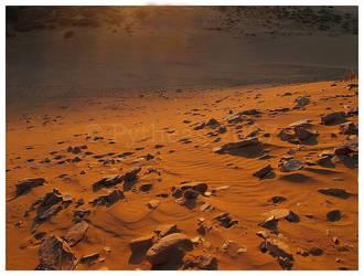 Under the sun part III - Sand by Pytheas