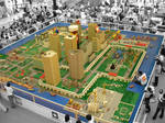 lego city in Indonesia