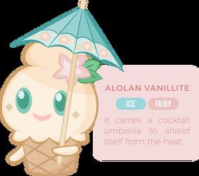 Alolan Vanillite