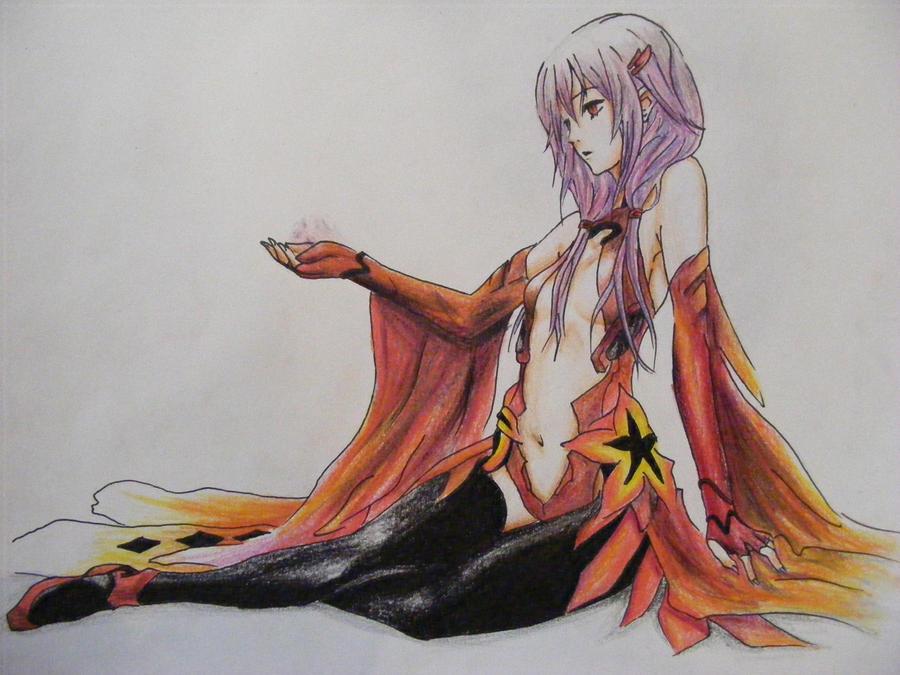 Yuzuriha Inori by Dia-Yama073