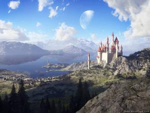 Fairy Tale Lake 2008