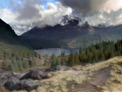 Spring Lake Path 2008