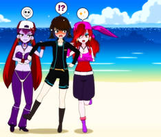 Alex, Risky Boots and Captain Syrup [Request]
