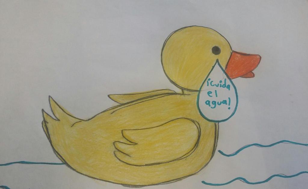 Cuida el agua! by Rossencrystal