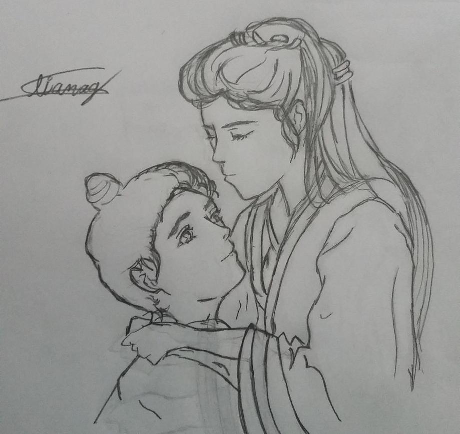 Empress Ki-Tanyang by Rossencrystal
