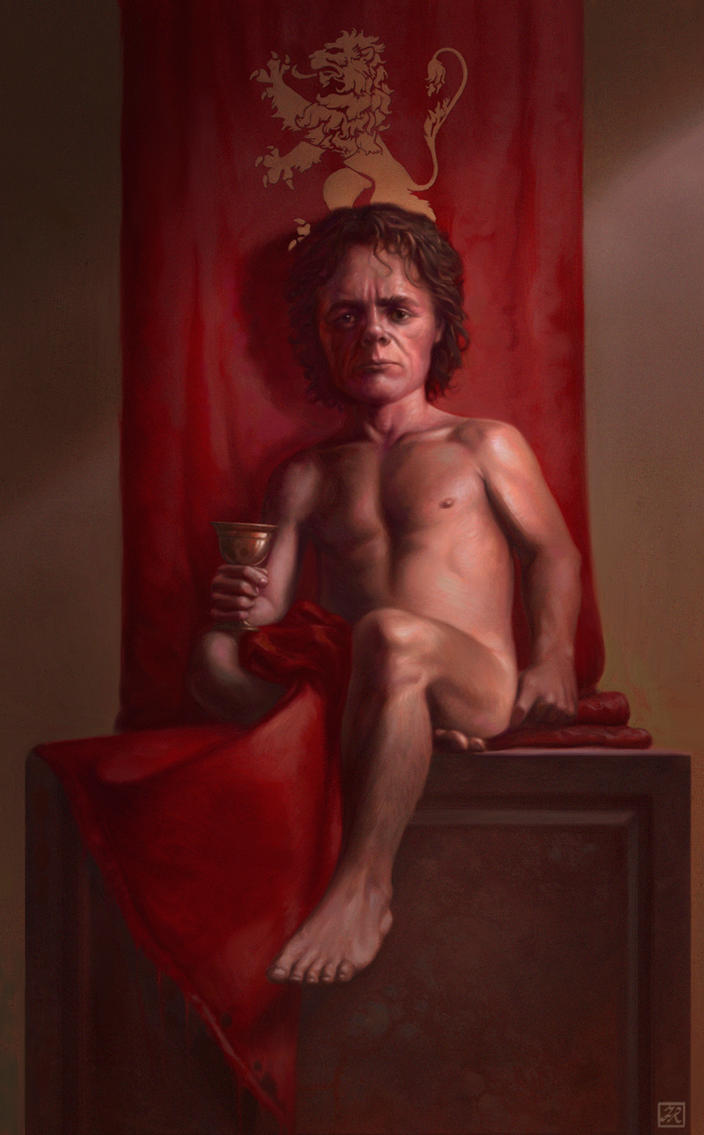 Tyrion Lannister by FrankVenice