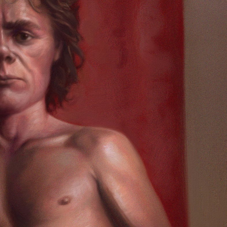 Tyrion Lannister detail2 by FrankVenice
