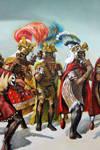 Moche Musicians, AD 600, Peru