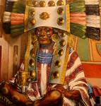 Sican Lord, AD 1000, Peru
