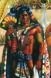 Nezahualpilli, King of Texcoco, AD 1464-1505