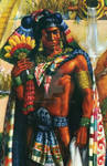 Nezahualpilli, King of Texcoco, AD 1464-1505
