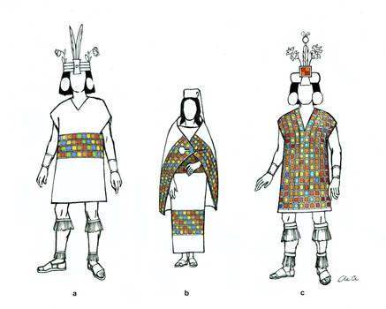 Inka Garment, Peru, AD 1450