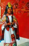 Nasca Noblewoman, ca. AD 650