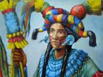 Mixtec Noble Woman, Mexico, AD 1000