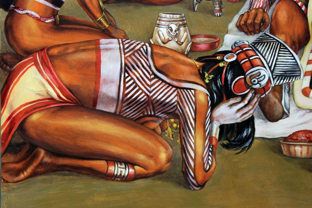 Pataky Noble Woman, Costa Rica, AD 1000-1550