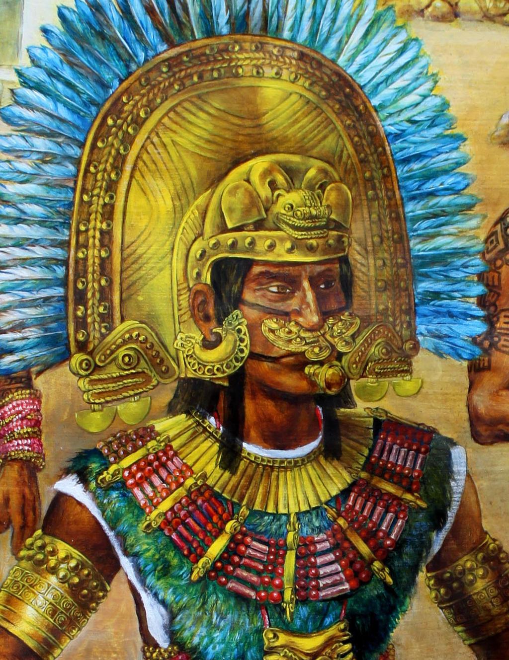 Tairona Chief, AD 1400