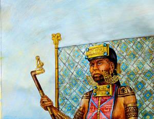 Zenu Queen, AD 1000, Colombia