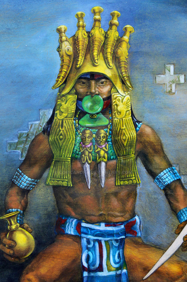 Lord, Jama-Coaque, AD 400