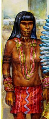 Tairona Woman, AD 1500