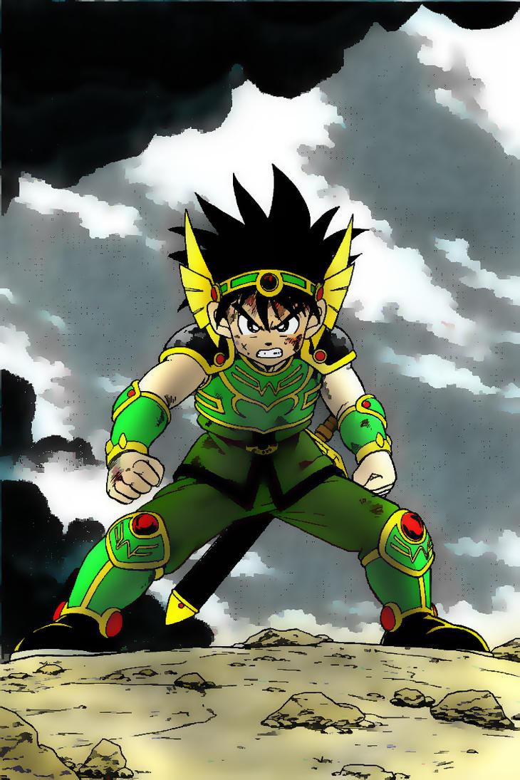 Dai the Hero by Psycho-Slayer