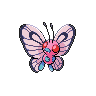 Pink Butterfree by DoTheWave