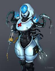ss 13 space station 13 spacestation13 cyber nurse
