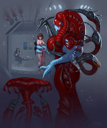 Alien Research by Xianetta