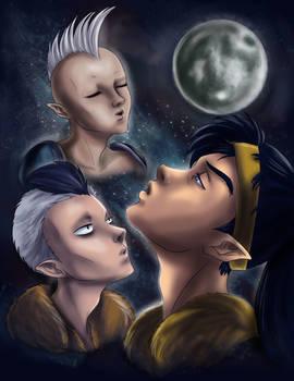 3 Wolf Moon, Koga Style