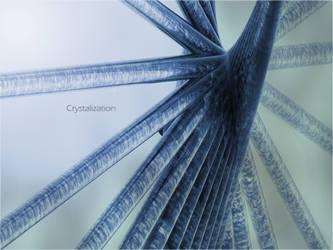 Crystalization by Araqnid