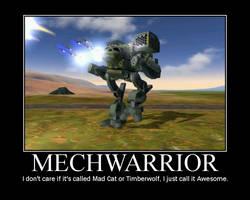 Mechwarrior by KaPoTun